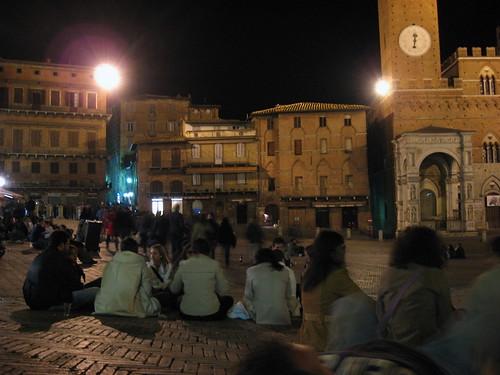 Siena - Piazza del Campo/2