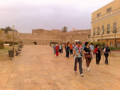 Plaza de las Culturas y Tercer Recinto