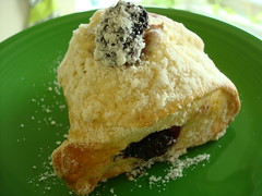 Marionberry Scone from Irwin's
