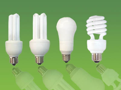 Energy saving lighbulb