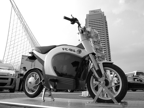 bw bike kobe fuelcellvehicle