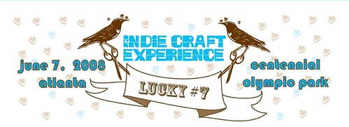 Handmade Nation at Indie Craft Experience in Atlanta