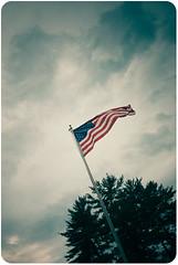 We the people ... (FragmentaryBlue) Tags: nikon remember thankyou flag americanflag ronaldreagan memorialday wethepeople d80 nikond80