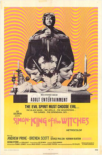 simon king of the witches