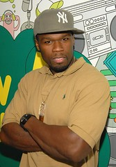 50 cent makes a appearance on trl