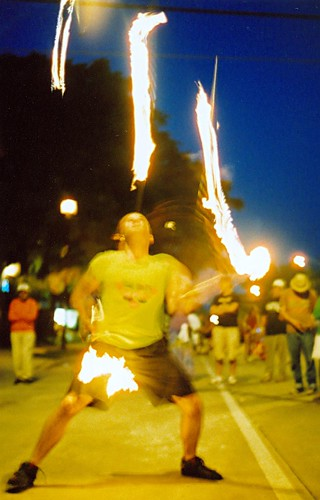 Fire Juggling Color (14)
