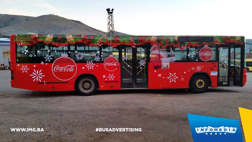 Info Media Group - coca cola, BUS Outdoor Advertising, 12-2016 (5)