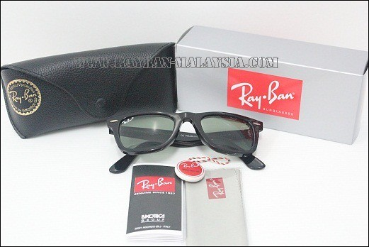 Wayfarer Polarized-Black FRAME