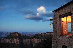 Balanced Light (Jersey JJ) Tags: light arizona color clouds nikon d70 grandcanyon north grand canyon lodge balance nikkor rim northrim