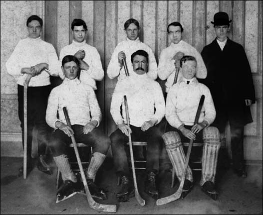 Nova Scotia Hockey Team, 1880