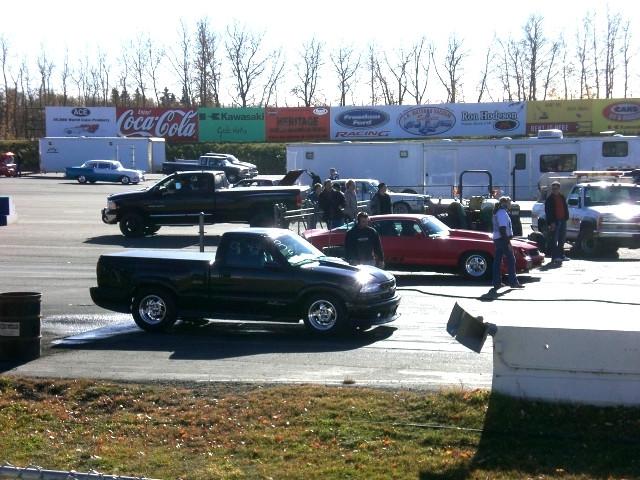 truck racing gmc syclone castrolraceway streetlegals gmcsyclone