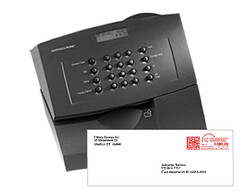 Pitney Bowes Personal Postage Meter