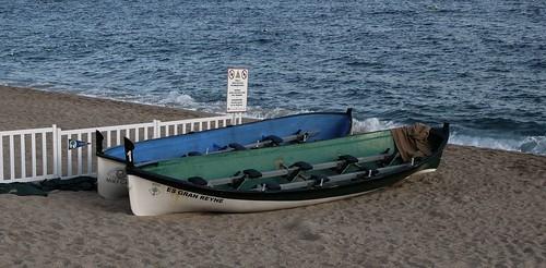 Spain / Lloret, boats
