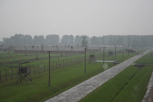 Auschwitz Concentration Camp  - Poland