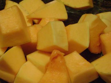 butternut squash, by Sheka
