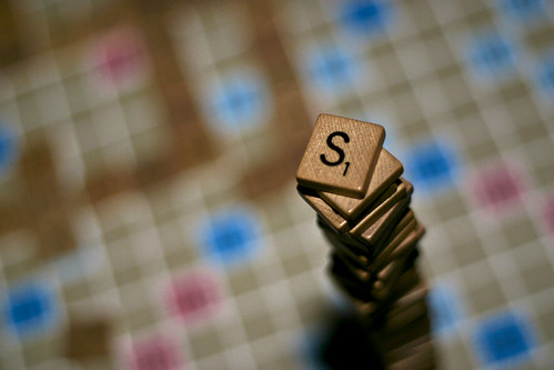 S is for Scrabble by partizan92.