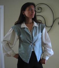 Elizabethan Style Vest