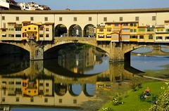 relax in river to the Arno (pasma) Tags: relax florence reflex italia ponte firenze toscana oldcity pontevecchio vecchio riflesso oldbridge supershot 10faves anawesomeshot fiveflickrfavs peachofashot reflectsobsessions