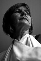 (Ave Caesar) Tags: ireland light portrait white black broken contrast arm belfast wrist northern available