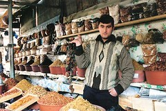 Baku (Bakı) - Taza (Təzə) Bazaar (jrozwado) Tags: food fruit shopping asia europe market spice nuts baku azerbaijan bakı azərbaycan