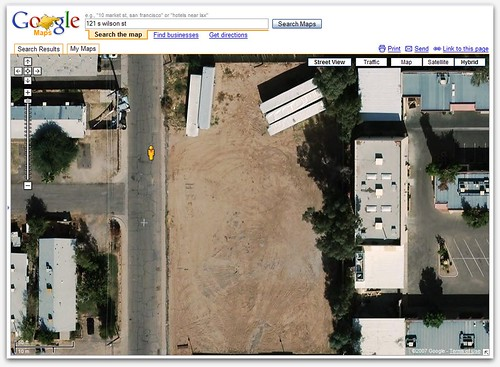 Google Maps screenshots: I used to live here