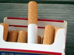 Nepsigaretten in beslag genomen