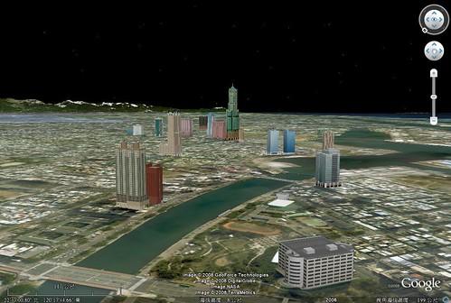 In Google Earth