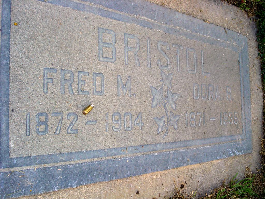 Constable Fred M. Bristol, Chino Ca. USA
