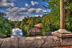 Animal Kingdom - View From the Bridge (Etrusia UK) Tags: usa america geotagged nikon florida disney disneyworld wdw waltdisneyworld hdr animalkingdom pictureperfect smrgsbord 3xp wonderfulworld photomatix d80 nikond80 nikkor18135mm diamondclassphotographer flickrdiamond flickrestrellas geo:lat=28358271 geo:lon=81589808