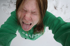 YUCK snow in MinneSNOWta[Day338]*