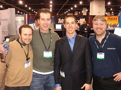 Avi, Chris, Todd and Jim