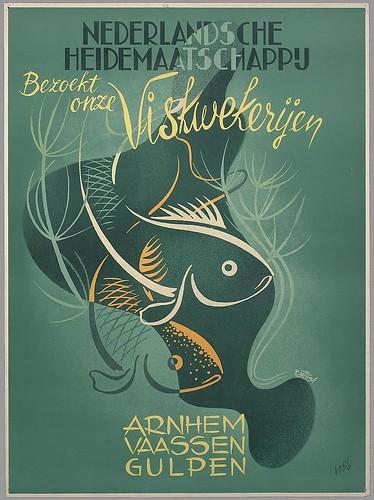 Viskwekerijen (Arnhem) 1950-1975