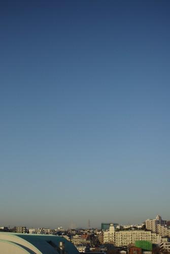 冬の空 / winter sky