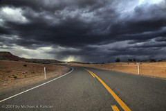 The Desert Road Calls Me (Michael Pancier Photography) Tags: usa florida nevada mesquite hdr fineartphotography desertroad naturephotography seor americansouthwest naturephotographer lonesomeroad floridaphotographer michaelpancier michaelpancierphotography superbmasterpiece diamondclassphotographer onadarkdeserthighway coolwindinmyhair wwwmichaelpancierphotographycom seorcohiba