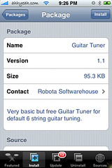 guitar tuner 1