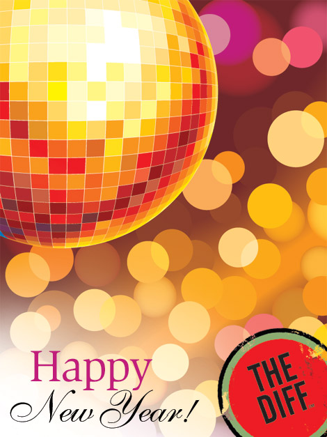 Happy New Year from the Quicken Loans DIFF blog!