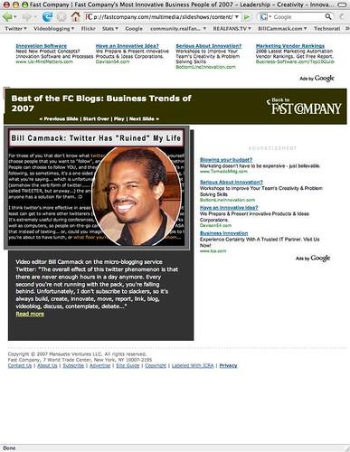 Bill_Cammack_Fast_Company_Blogs_Best_2007