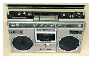 National Panasonic Tape-Recorder
