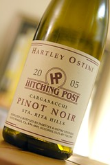 2005 Hitching Post Cargasacchi Vineyard Pinot Noir