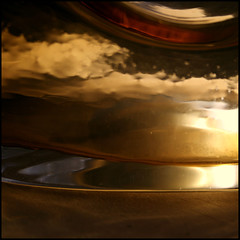 Reflections of a sunny day (Maureen F.) Tags: sun abstract glass clouds bravo thankyou squared magicdonkey mywinners aplusphoto infinestyle betterthangood sunnyreflections