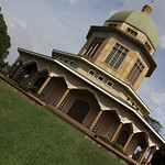 Bahai House of Worship in Kampala, Uganda