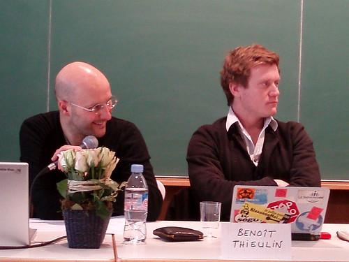 Journée Néthique 3, Vers une néthique des réseaux sociaux  ? : Thierry Maillet, Benoît Thieulin à l'IPMF