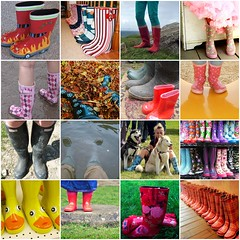 Where would we be without wellies?