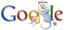 Google Chinese New Year 2008