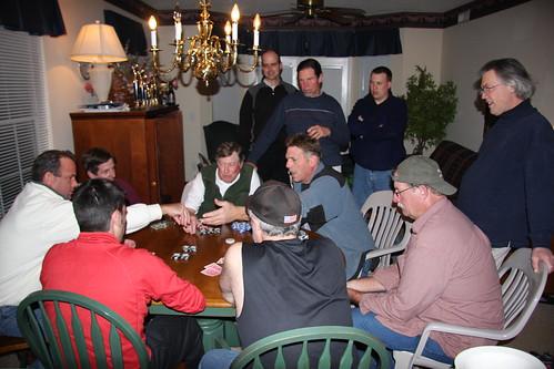 Spectator Poker