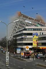 IMG_3240 (mcmumpitz) Tags: munich mnchen bayern bavaria agfa hochhaus blasting sprengung