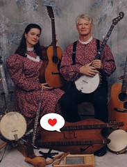 Courting Dulcimer Love