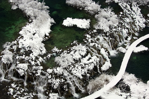 Plitvica Lake