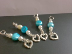 stitchmarkers4 008 (crochet-along) Tags: knitting crochet knit craft jewellery yarn crocheting stitchmarkers