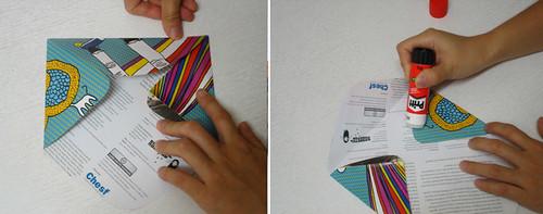 Faça o seu envelope -4